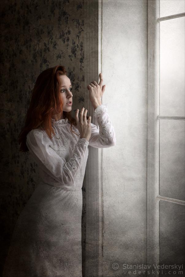 Girl model Photosession natural window light Kyiv, Ukraine Девушка модель Фотосессия натуральный свет из окна Киев