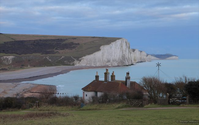 Seven Sisters Country Park, East Sussex, England | Парк семь сестёр, Англия