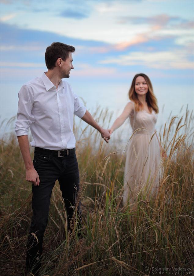 Wedding plein air photo session in Kiev   Свадебная фотосессия на природе в Киеве